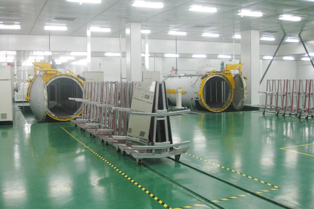 Autoklavensystem_zur_VSG_Herstellung von LNG Shenyang